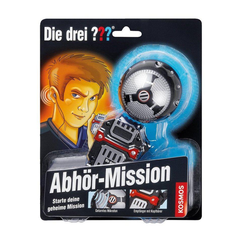 Kosmos Die drei ??? Abhör-Mission