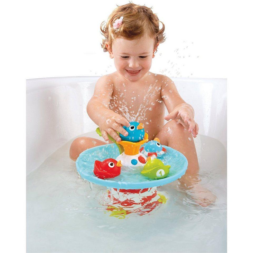 Yookidoo Wasserspielzeug - Entenrennen