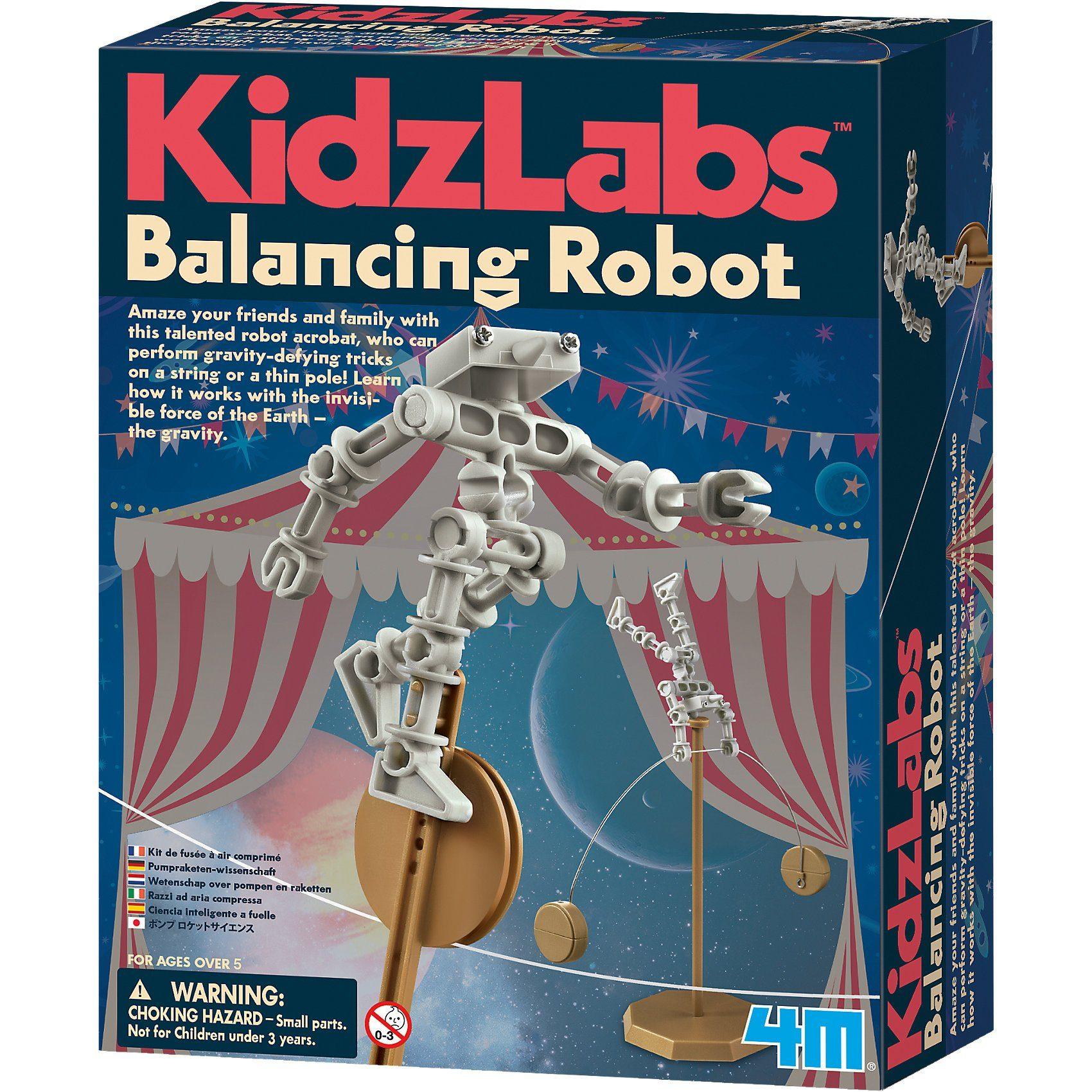 Experimentierset Balancing Robot