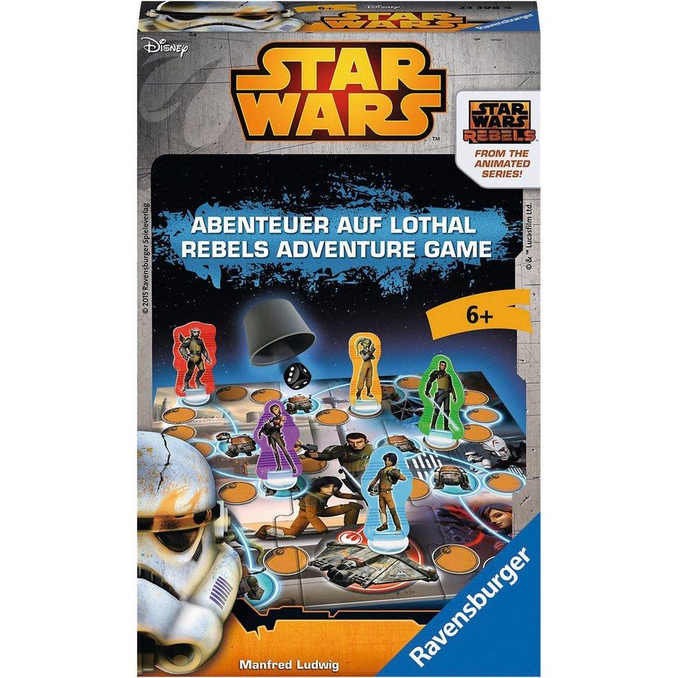 Ravensburger Mitbringspiel Star Wars Rebels: Abenteuer auf Lothal