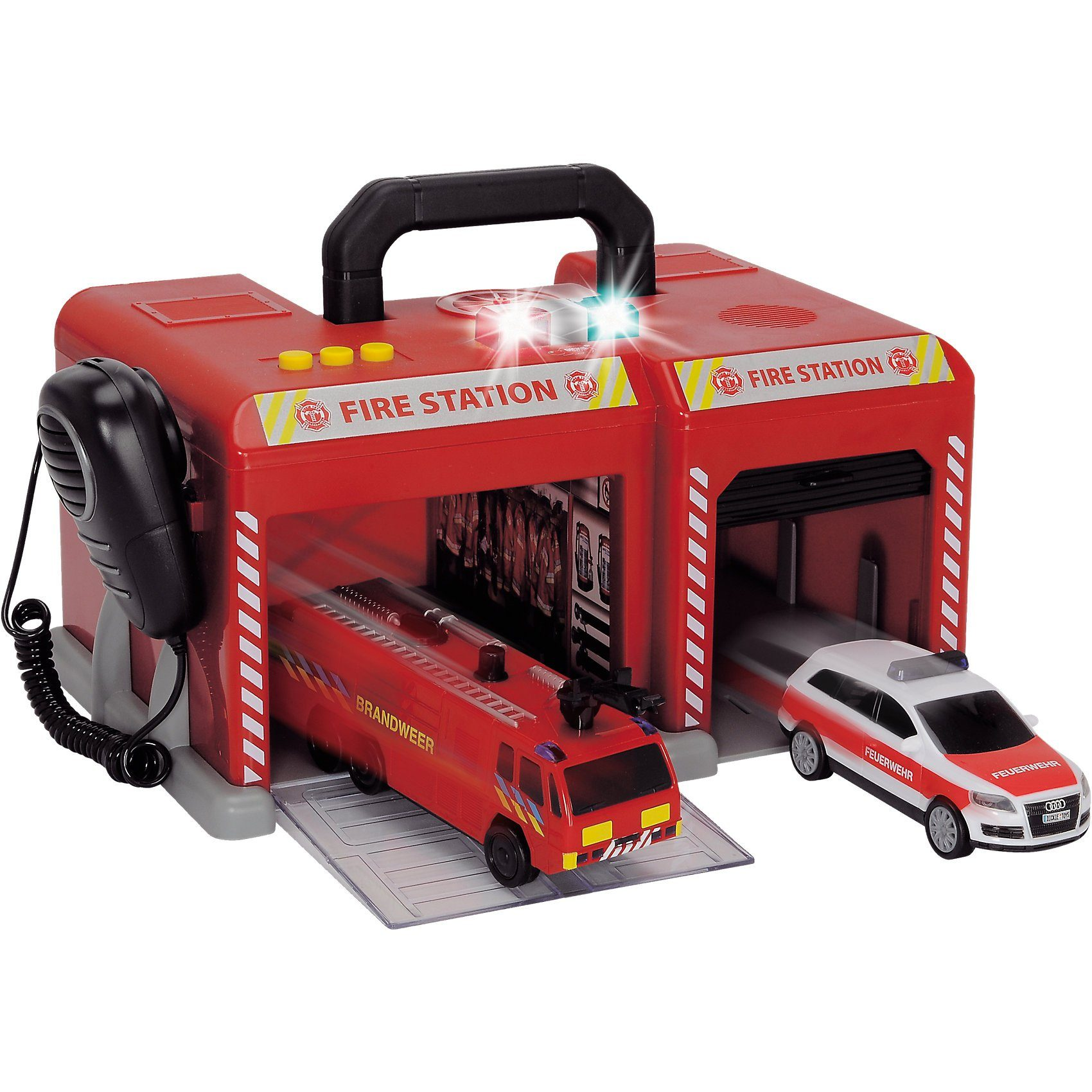 Dickie Toys S.O.S. Station Feuerwehr