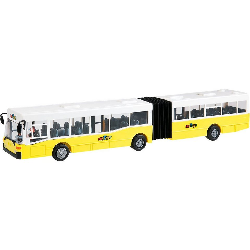 mytoys city express gelenkbus online kaufen otto. Black Bedroom Furniture Sets. Home Design Ideas