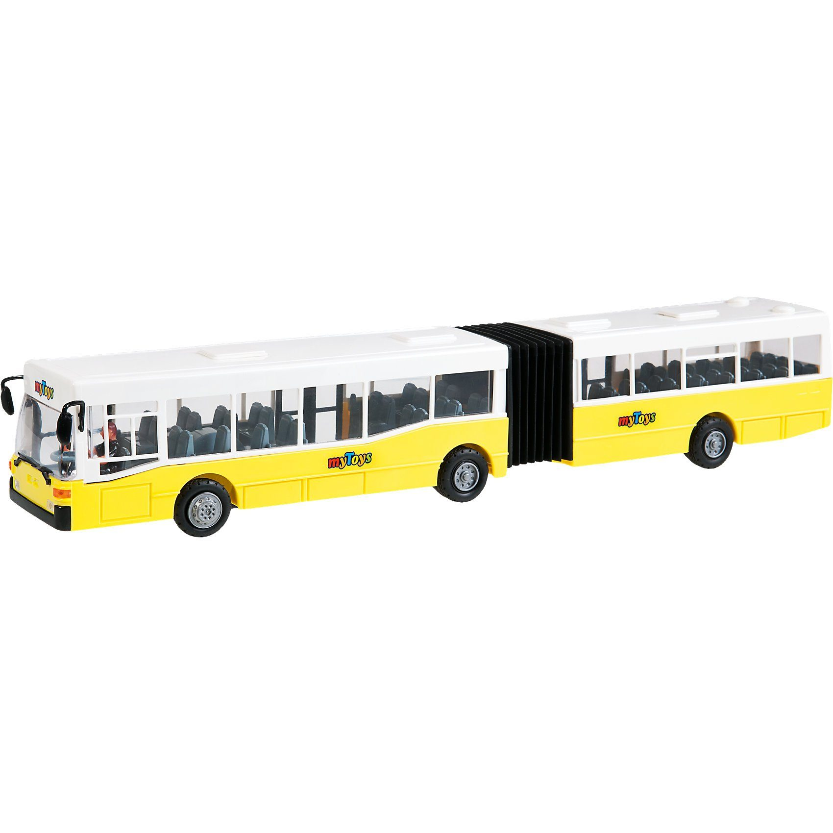myToys City Express Gelenkbus