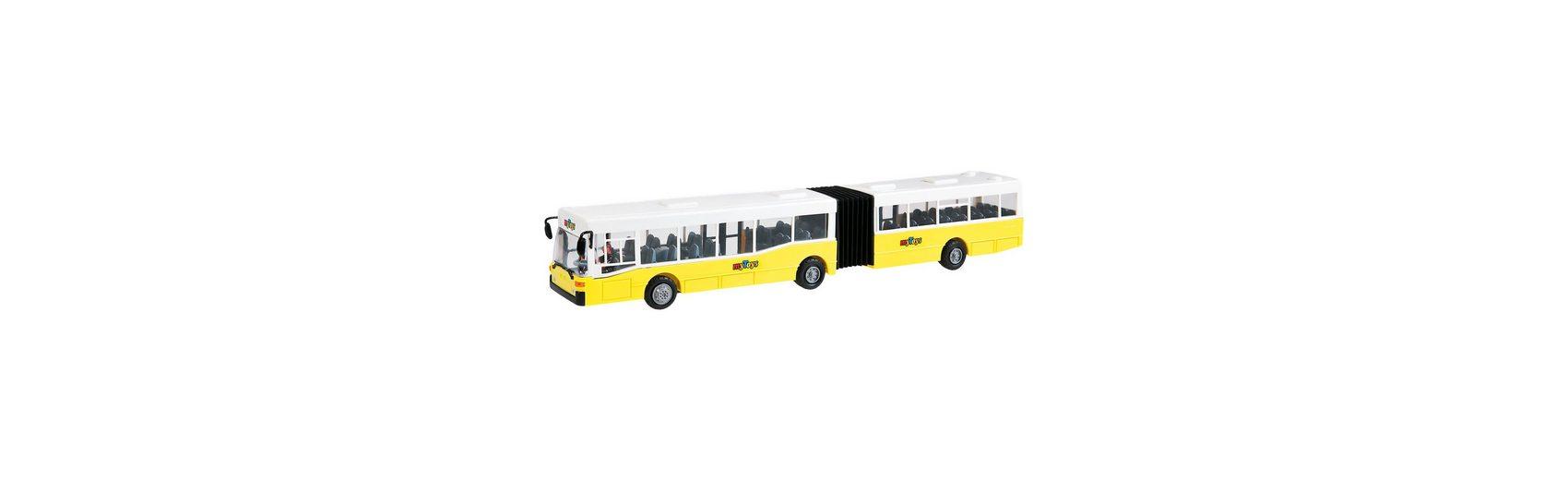 myToys City Express Gelenkbus