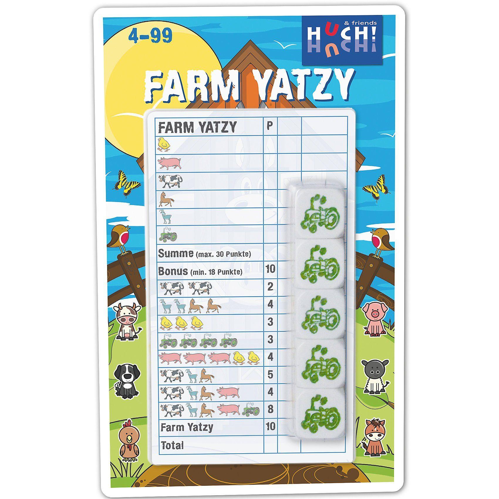 HUCH! Farm Yatzy