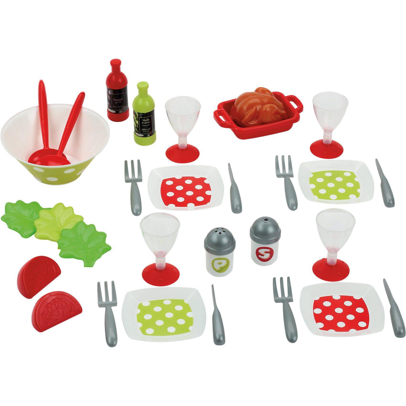 écoiffier Dinner-Set Spielgeschirr