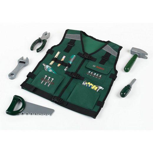 Klein Bosch Werkzeugweste mit Zubehör