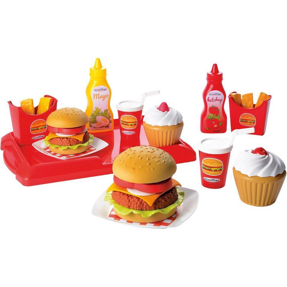 écoiffier Hamburger Set