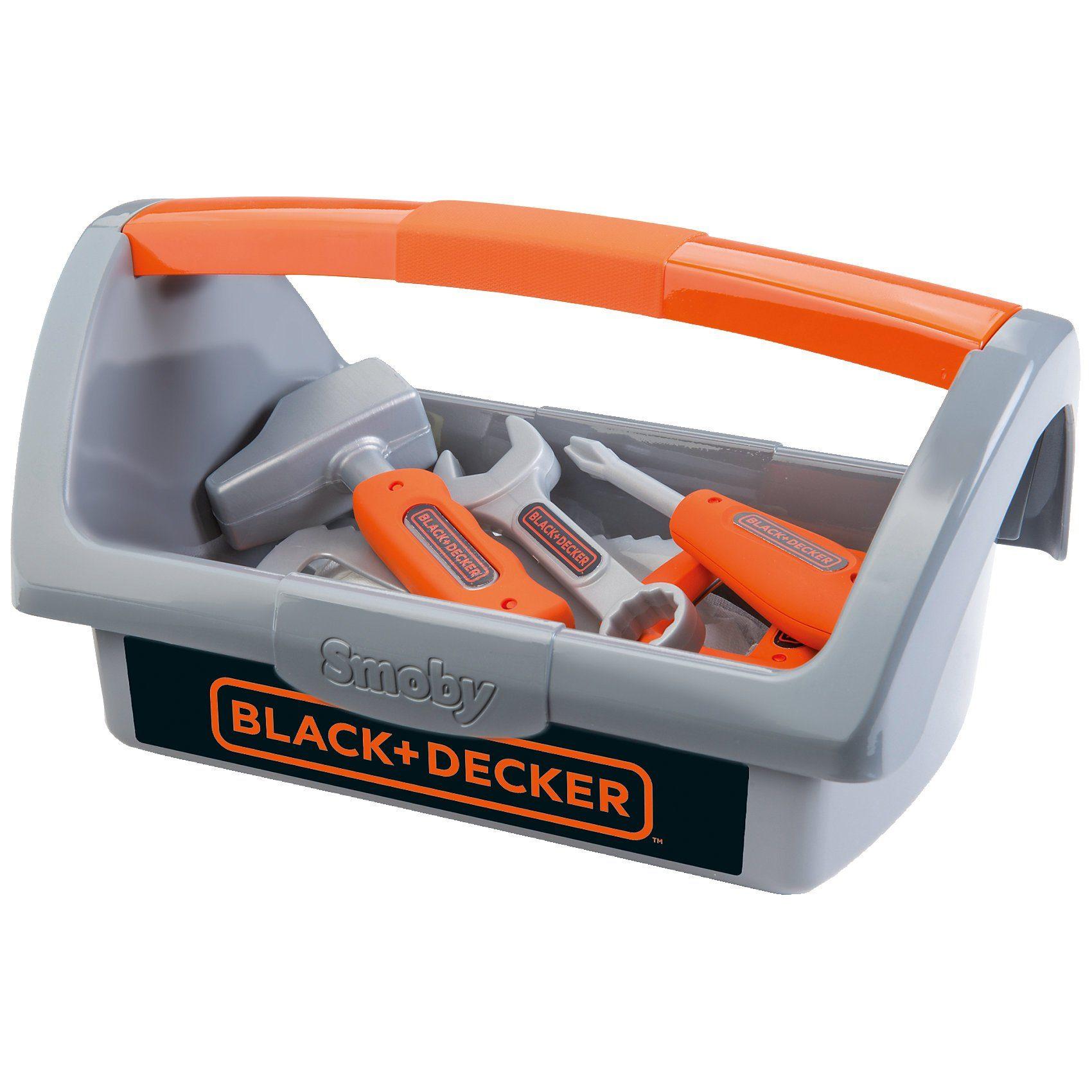 Smoby Black+Decker Werkzeugkiste