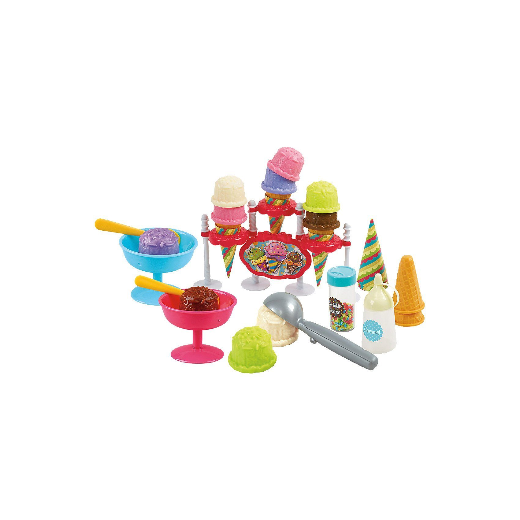 Playgo Eisdielen-Set