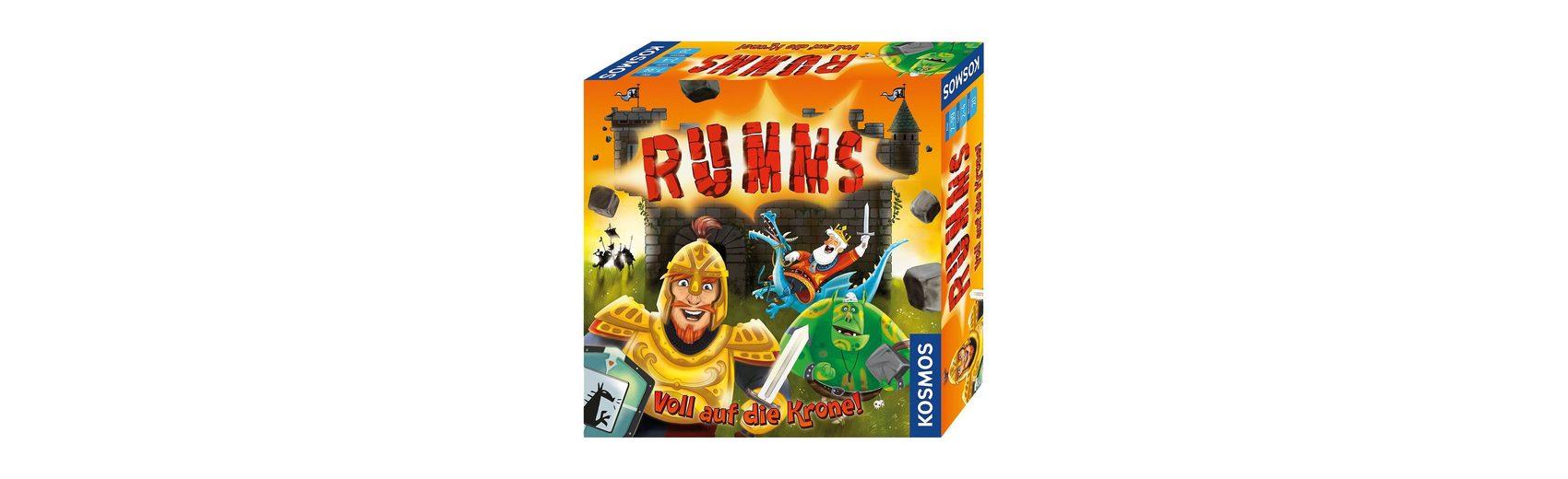 Kosmos Rumms - Voll auf die Krone!