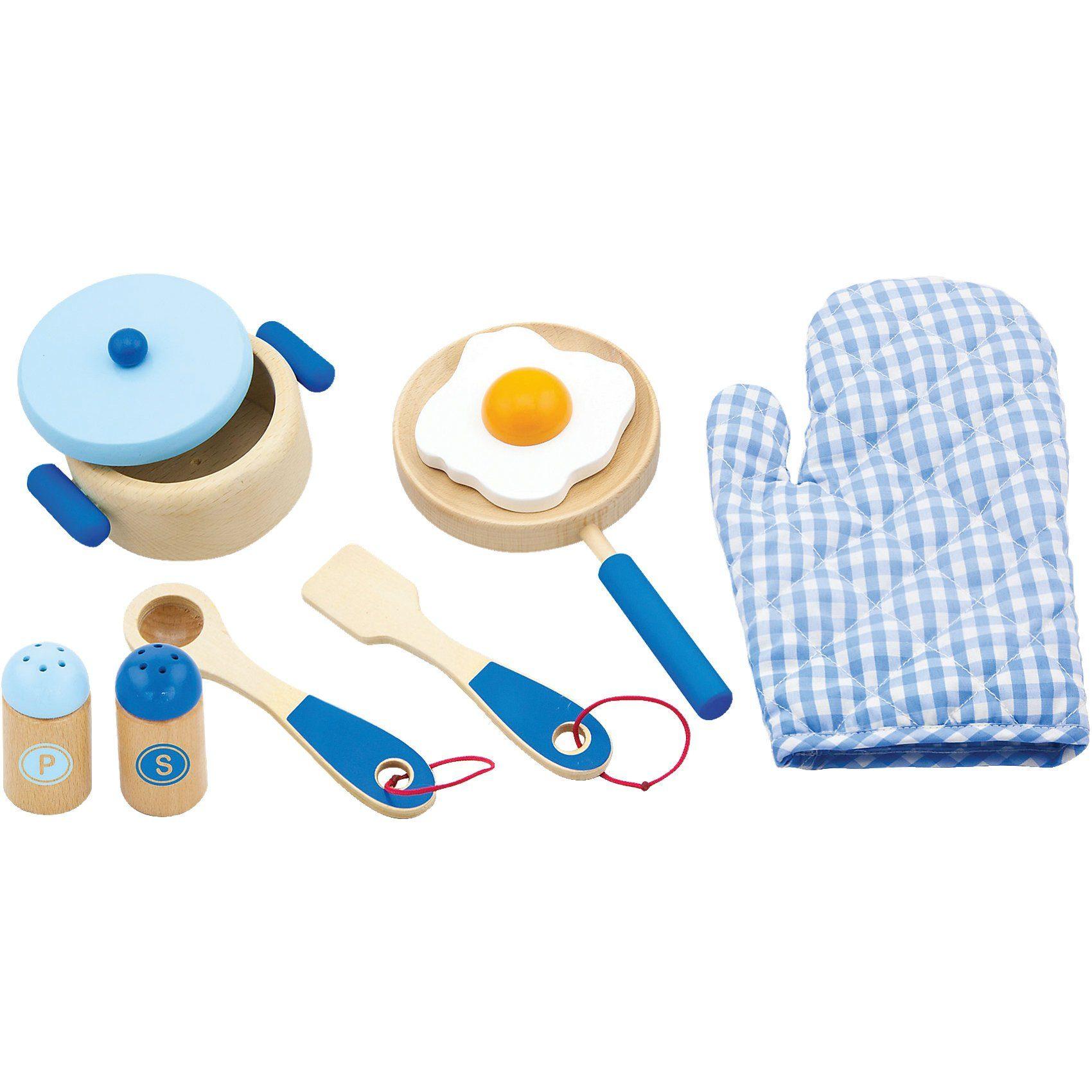 Eitech Küchenzubehör blau