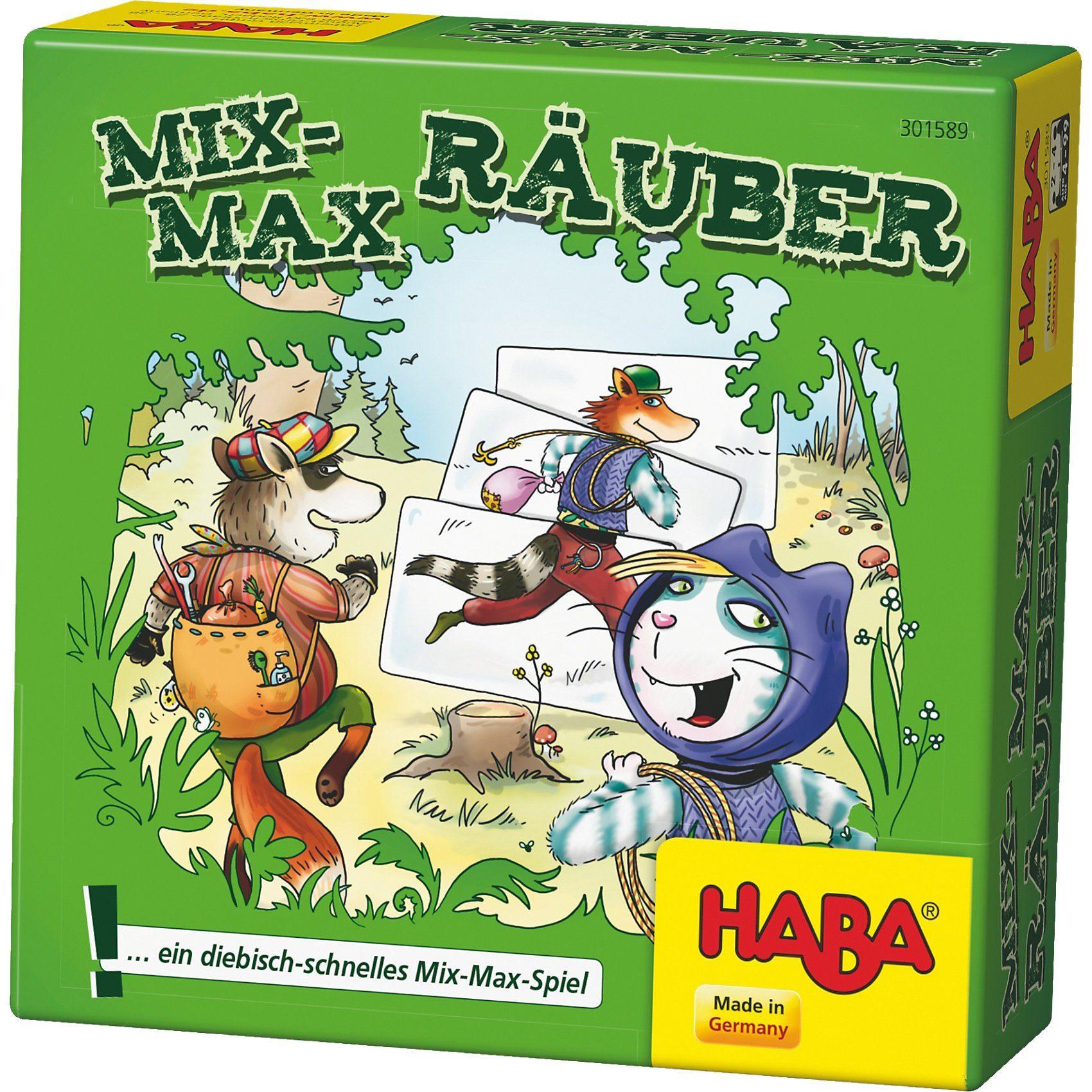 Haba Mix-Max-Räuber