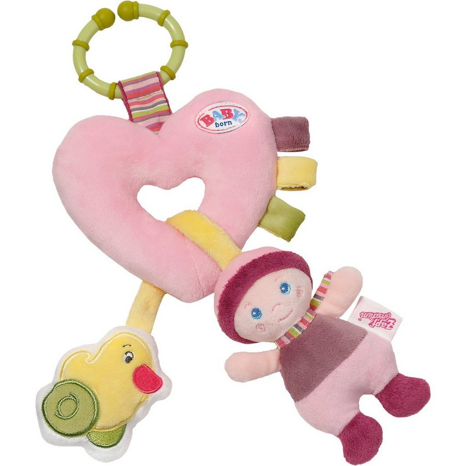 Zapf Creation BABY born® for babies Activity Herz
