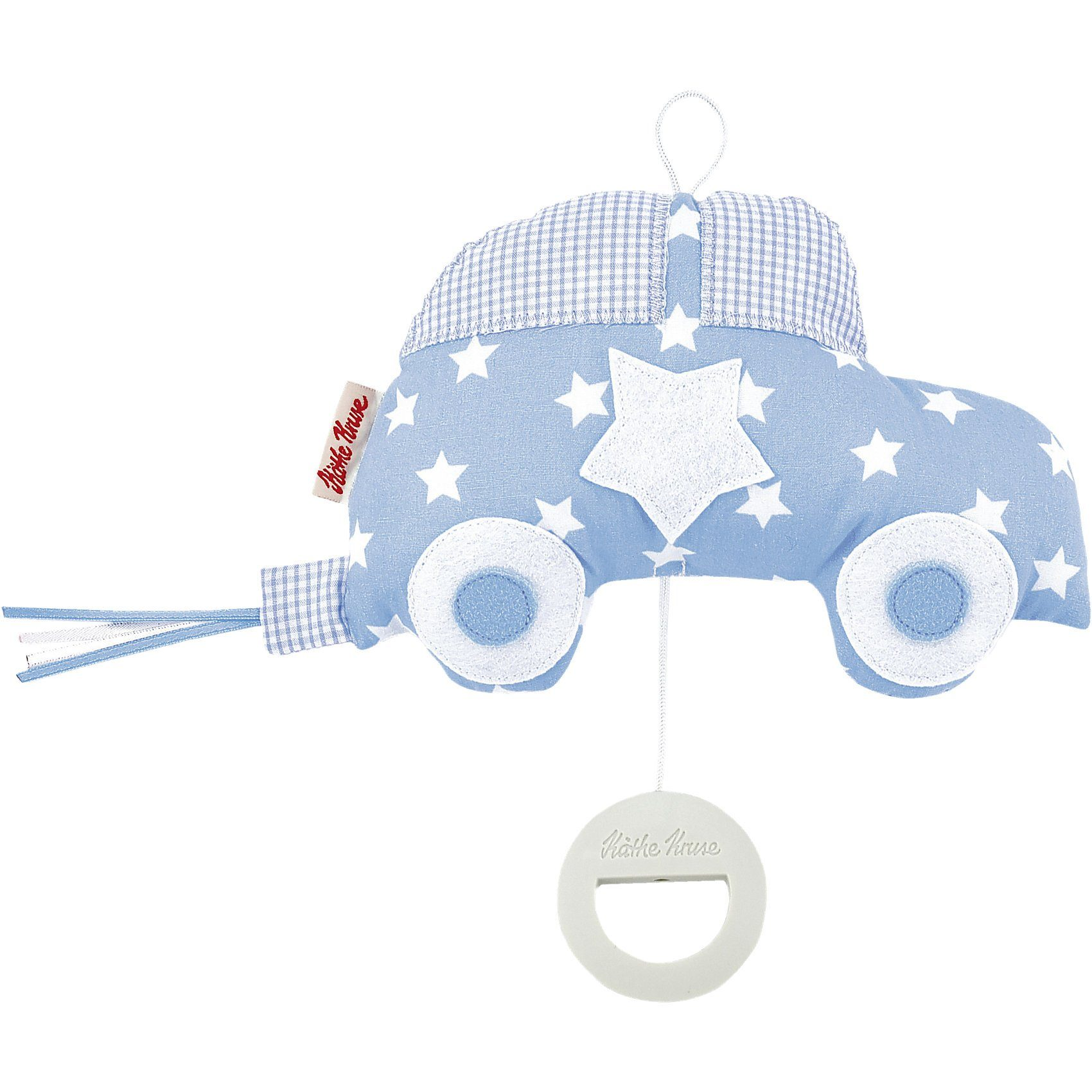 Käthe Kruse Auto kleine Spieluhr