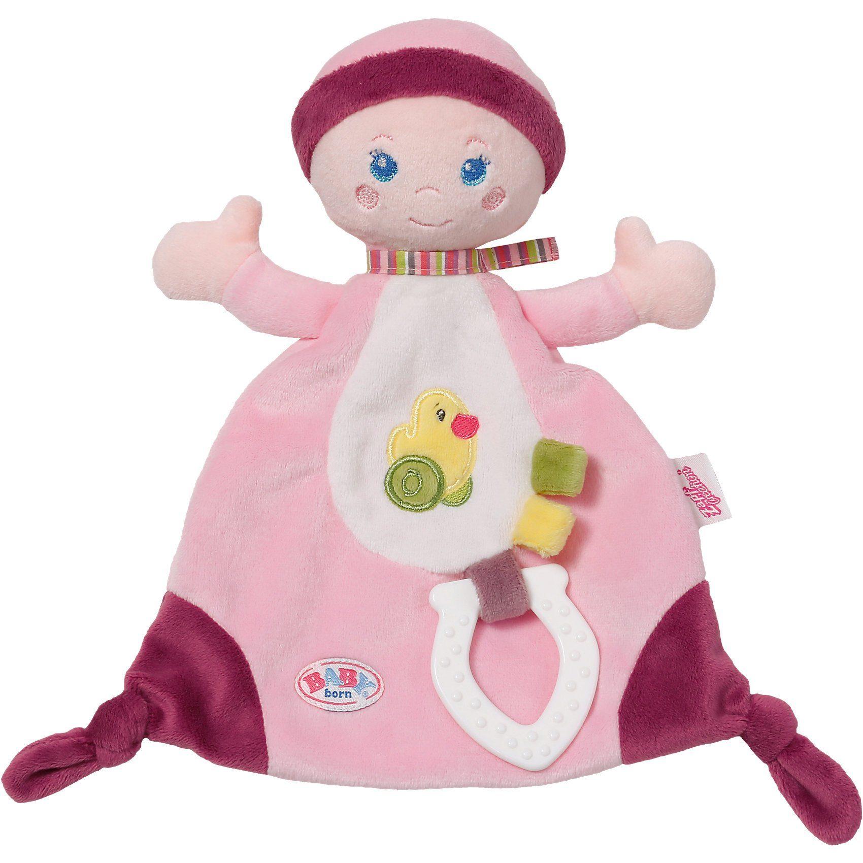 Zapf Creation BABY born® for babies Schmusetuch klein