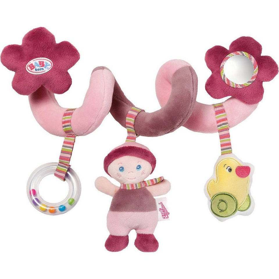Zapf Creation BABY born® for babies Activity Spirale