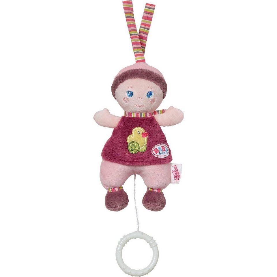 Zapf Creation BABY born® for babies Spieluhr Puppe 18 cm