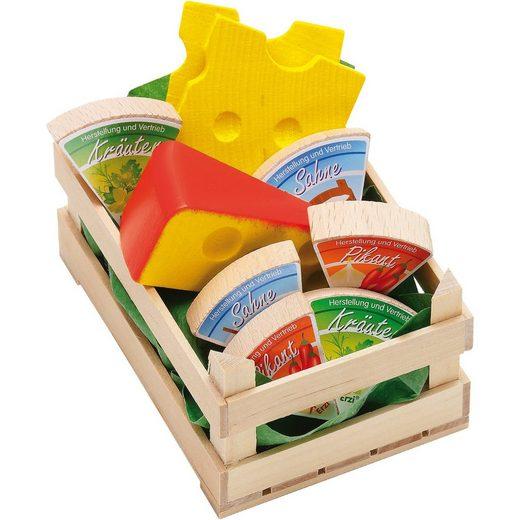 Erzi® Spiellebensmittel Sortiment Käse
