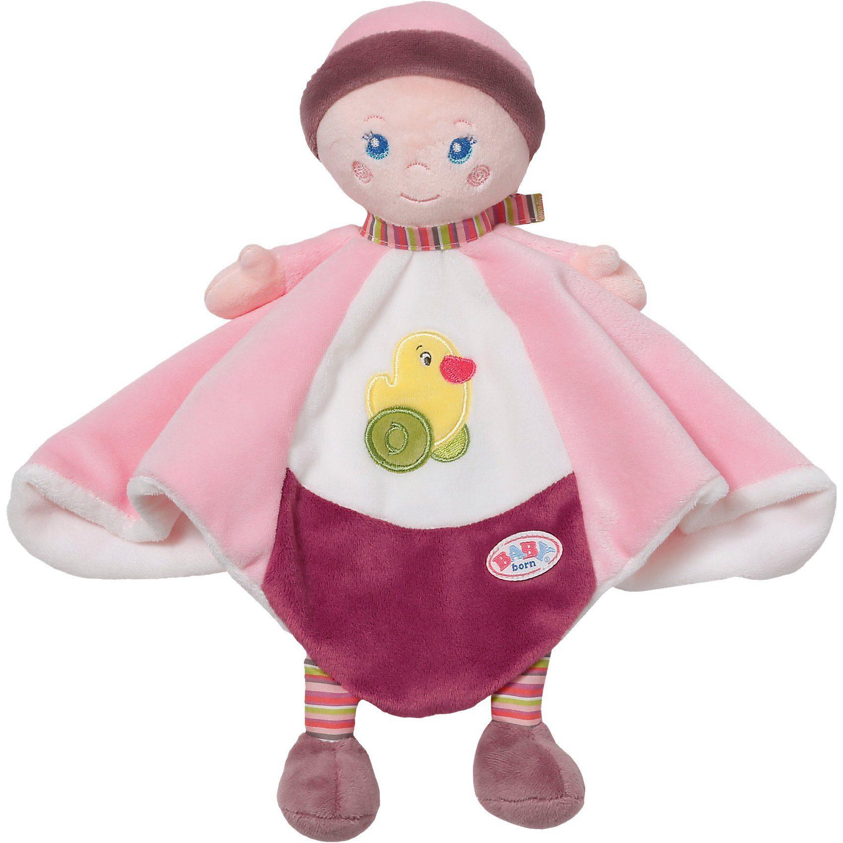 Zapf Creation BABY born® for babies Schmusetuch groß