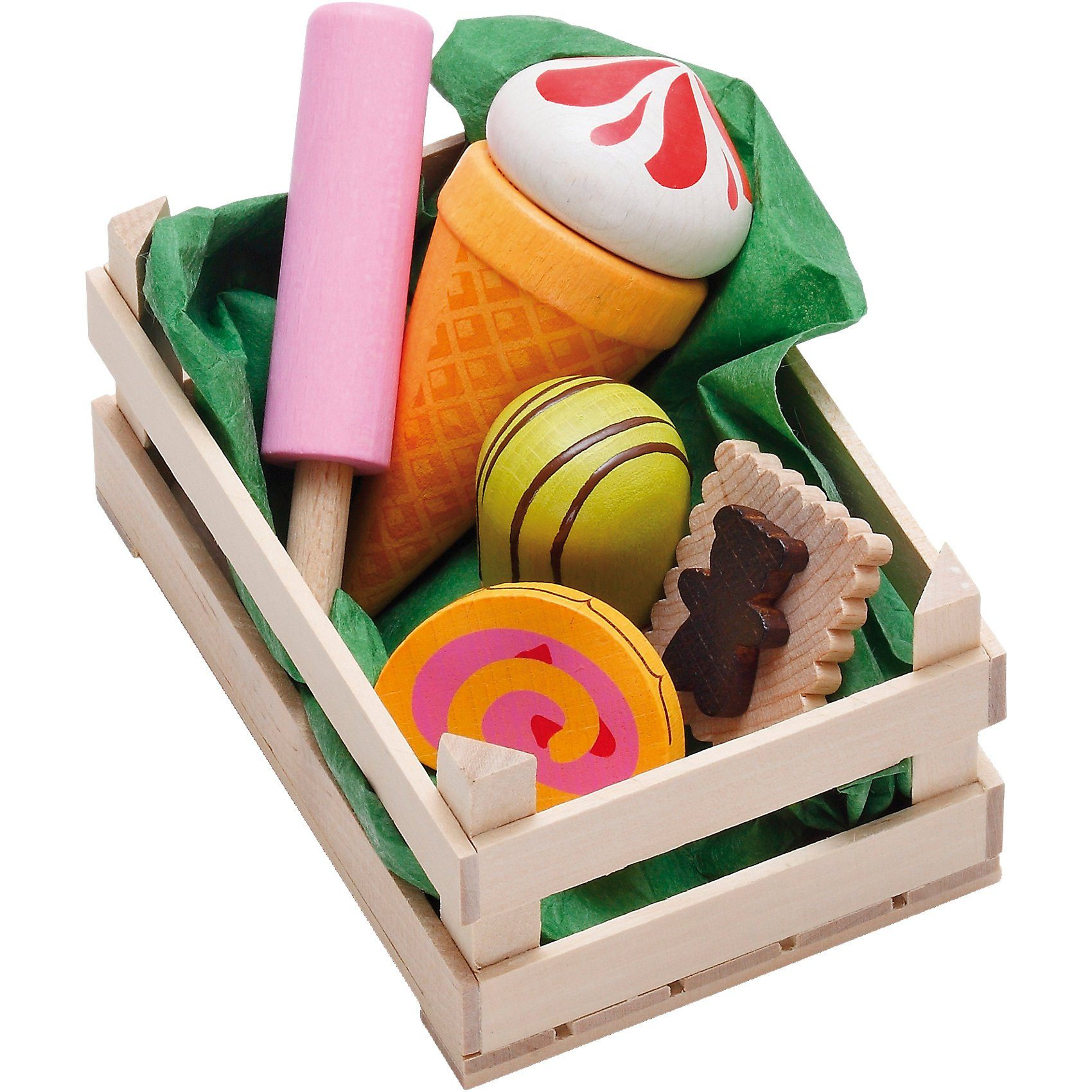 ERZI Spiellebensmittel Sortiment Süßwaren
