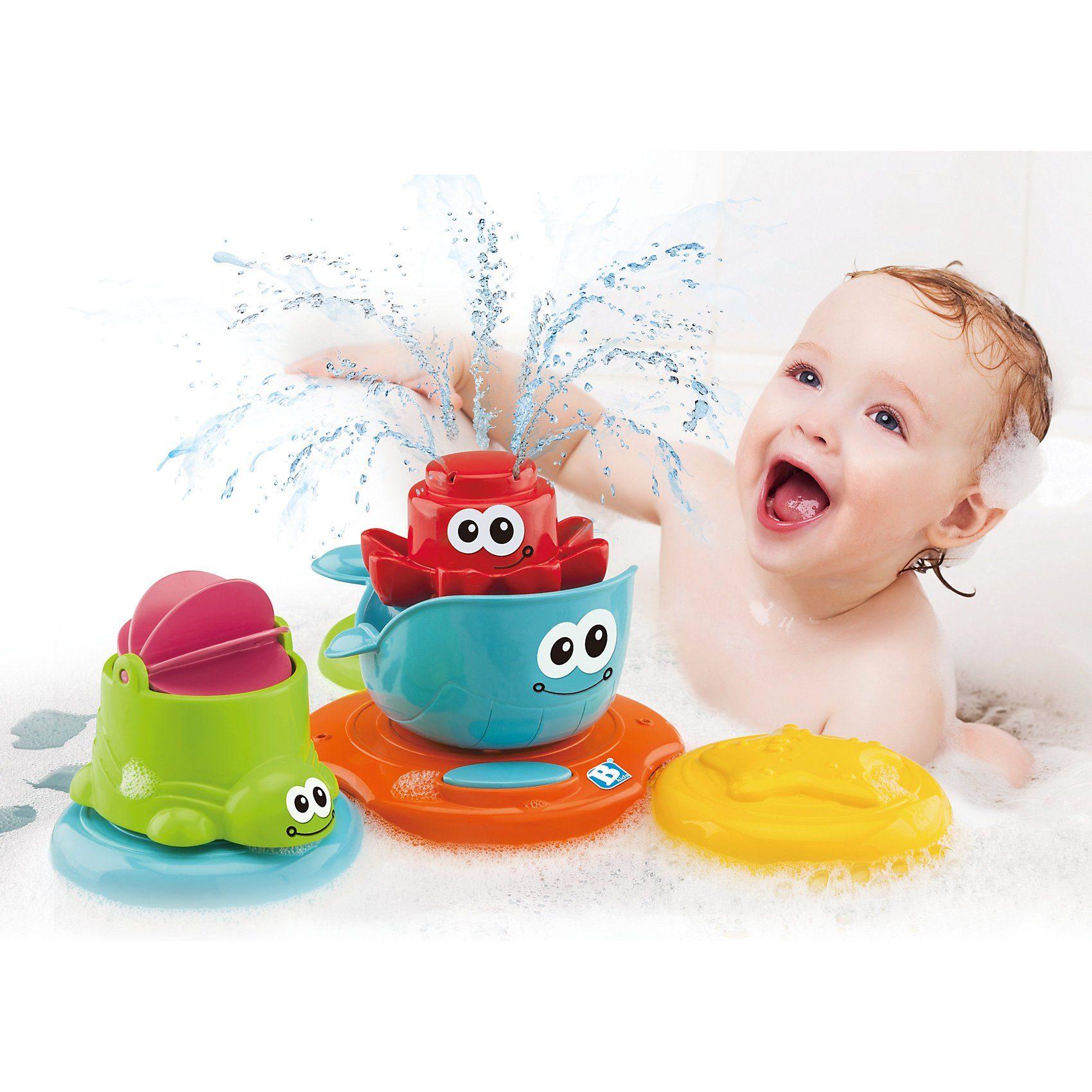 Infantino BKids Badespielzeug - Wasserspaß Fontäne