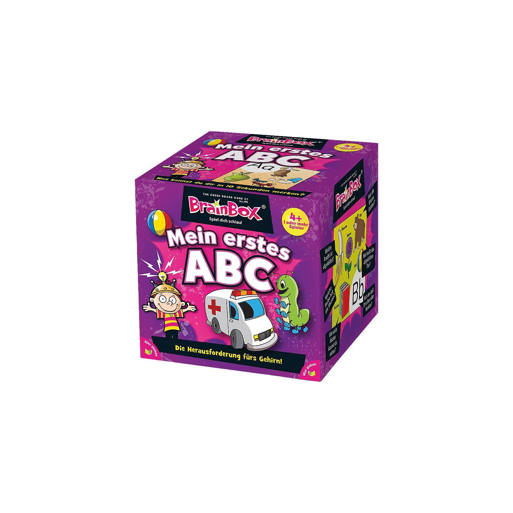 Gamesfactory Brain Box - Mein erstes ABC