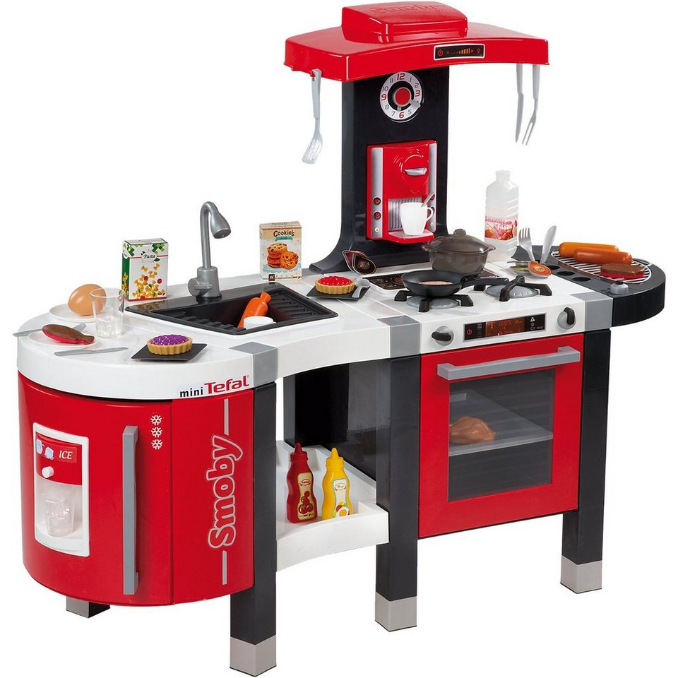 smoby tefal french touch bubble spielkuche mit