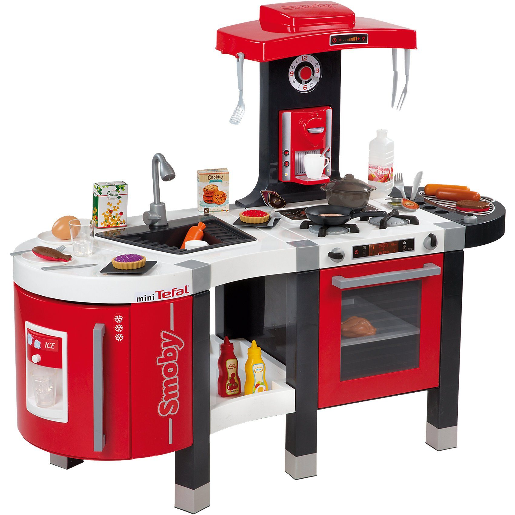 Smoby Tefal French Touch Bubble Spielküche mit Wasserfunktion