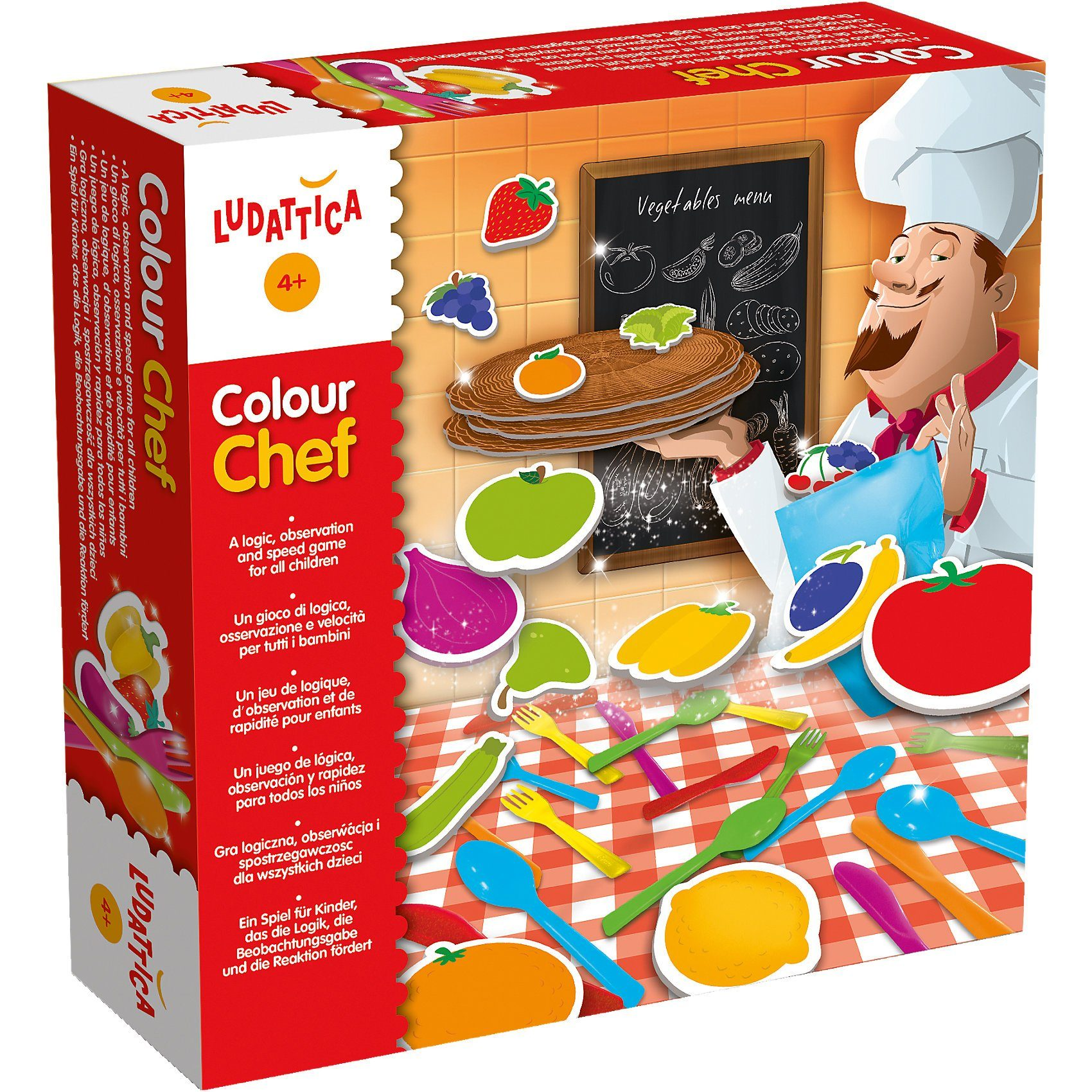 Lisciani Colour Chef