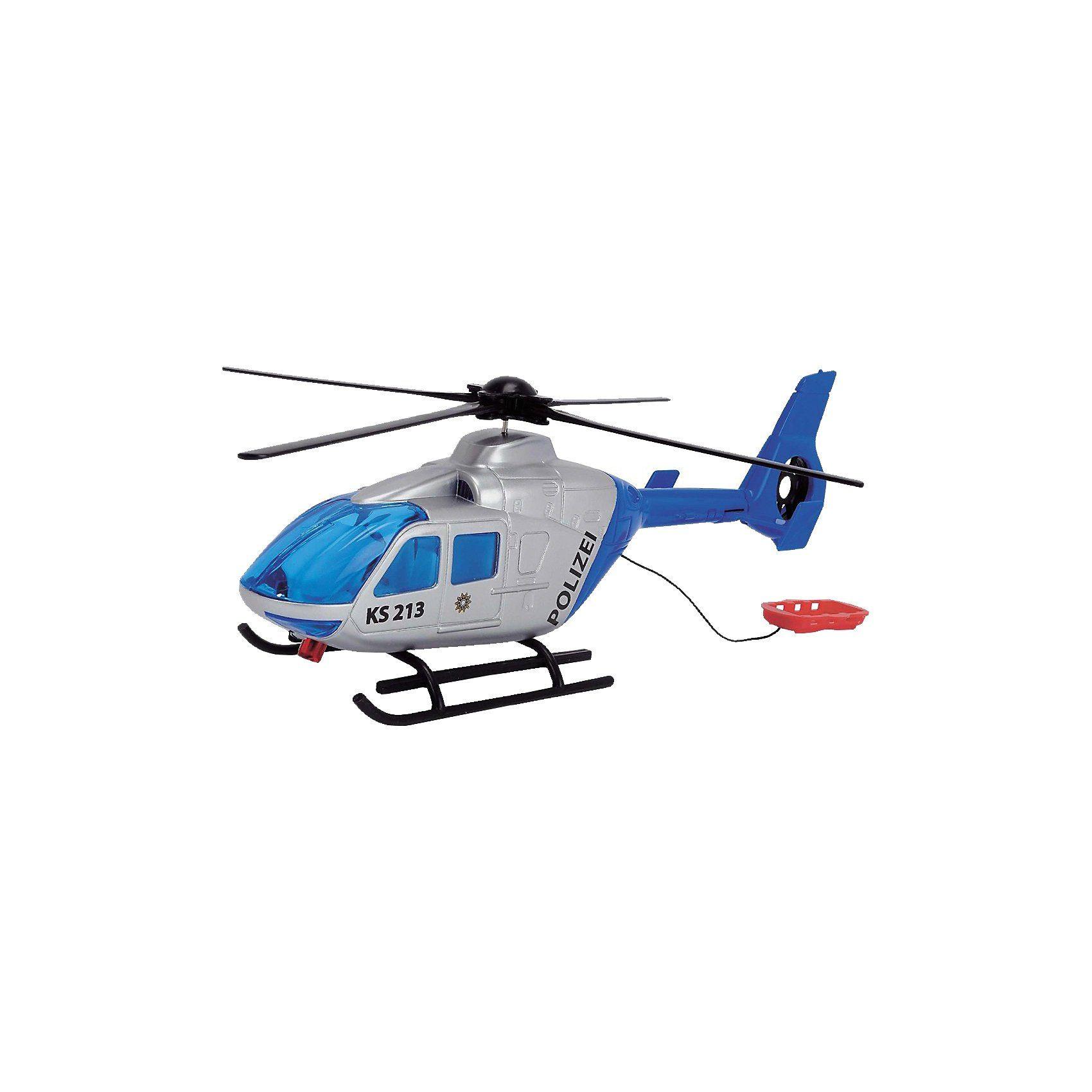 Dickie Toys Polizei Helikopter