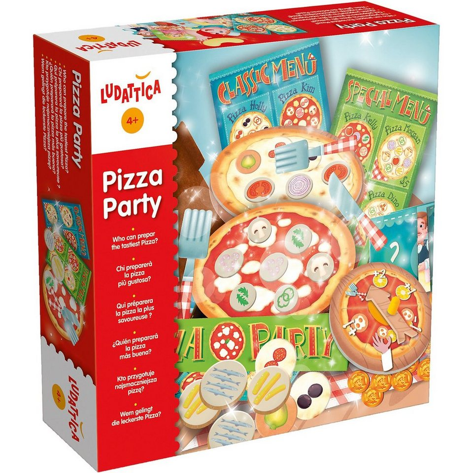Lisciani Pizza Party