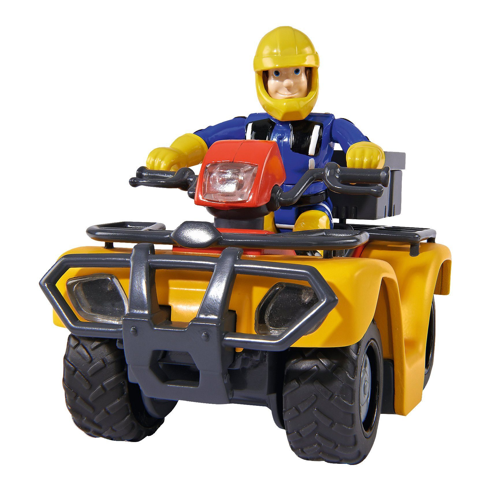 Simba Feuerwehrmann Sam Mercury-Quad mit Figur