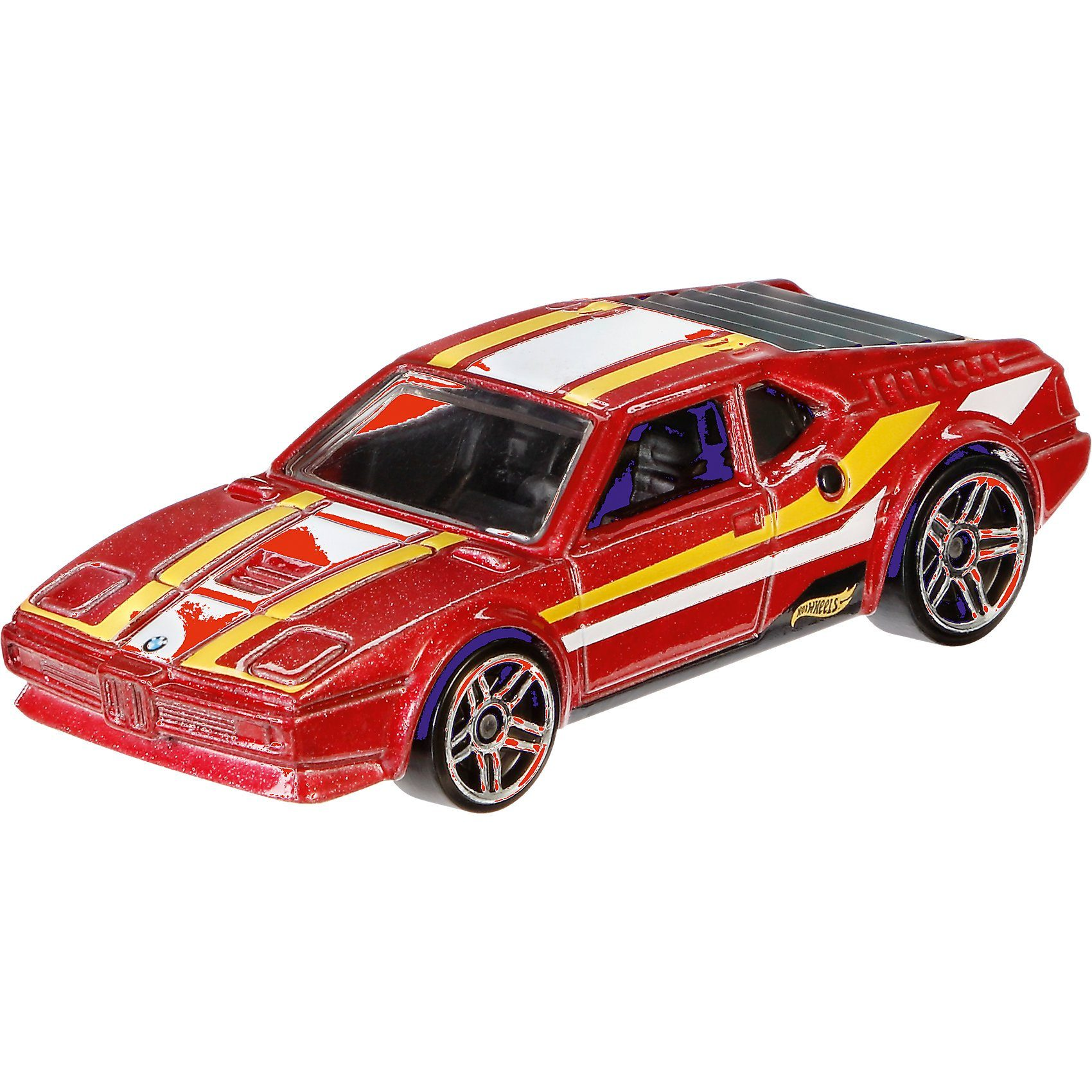 Mattel Hot Wheels 100 Jahre BMW Die-Cast Sortiment (rollierend)