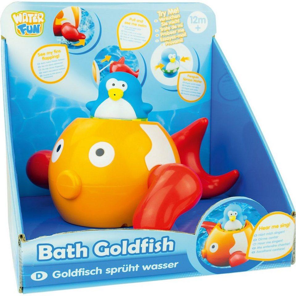 Badespielzeug Elektro Fisch
