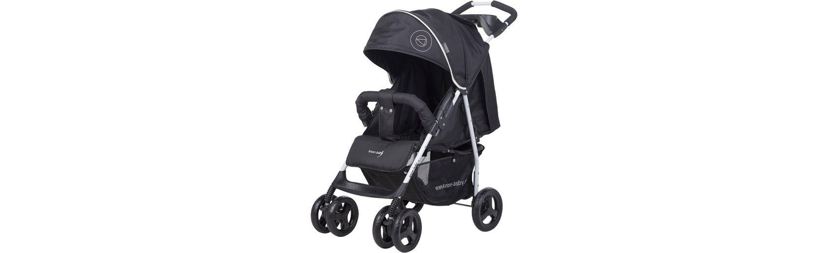 knorr-baby Sportwagen Vero XL Happy Colour, schwarz