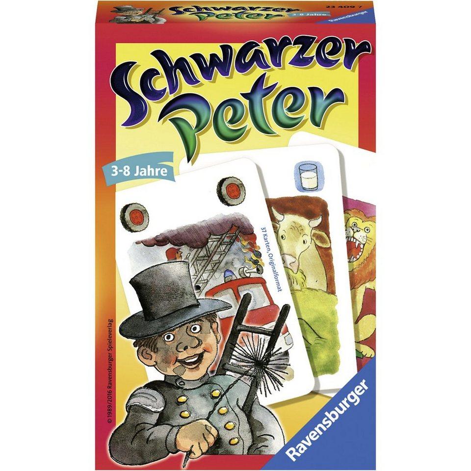 Ravensburger Mitbringspiel Schwarzer Peter