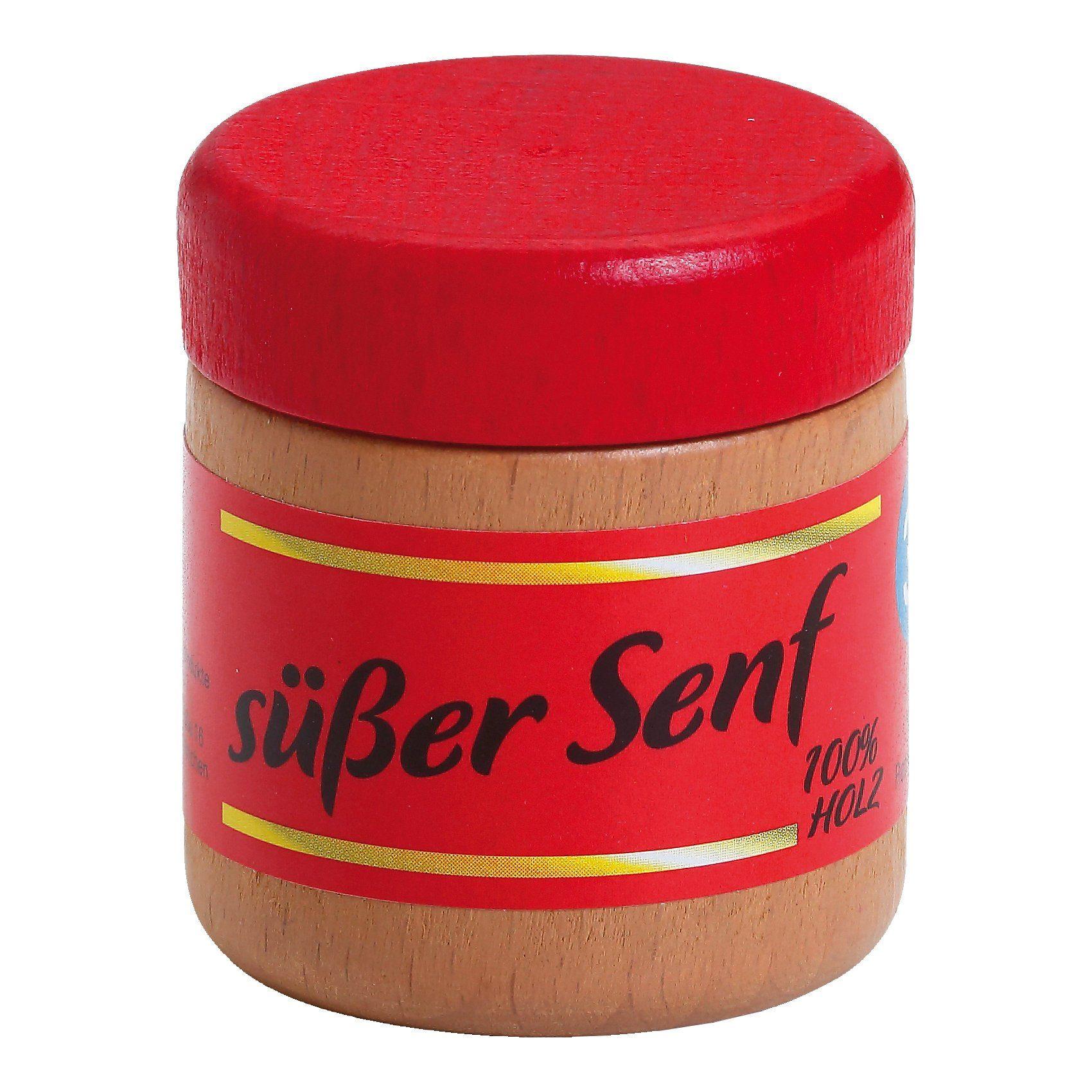 ERZI Spiellebensmittel Süßer Senf