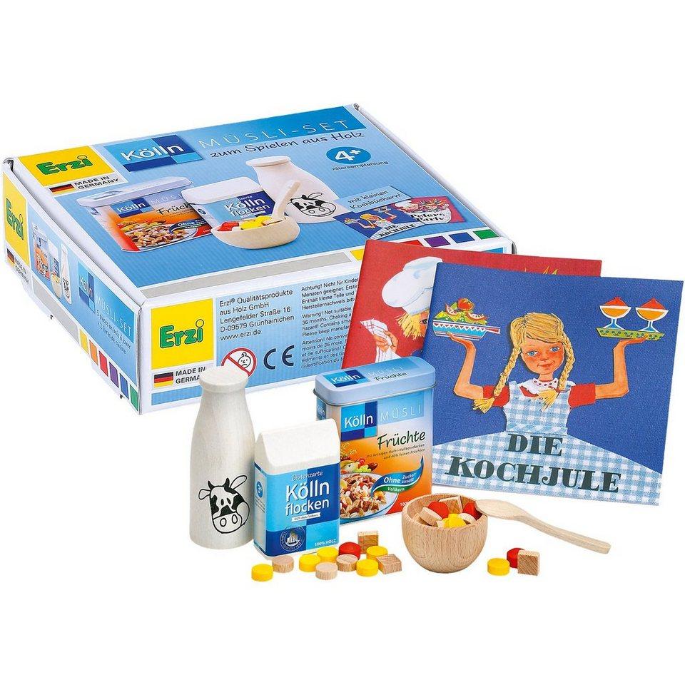 Erzi® Spiellebensmittel Sortierung Müsli-Set kaufen von Kölln online kaufen Müsli-Set ec6a6f