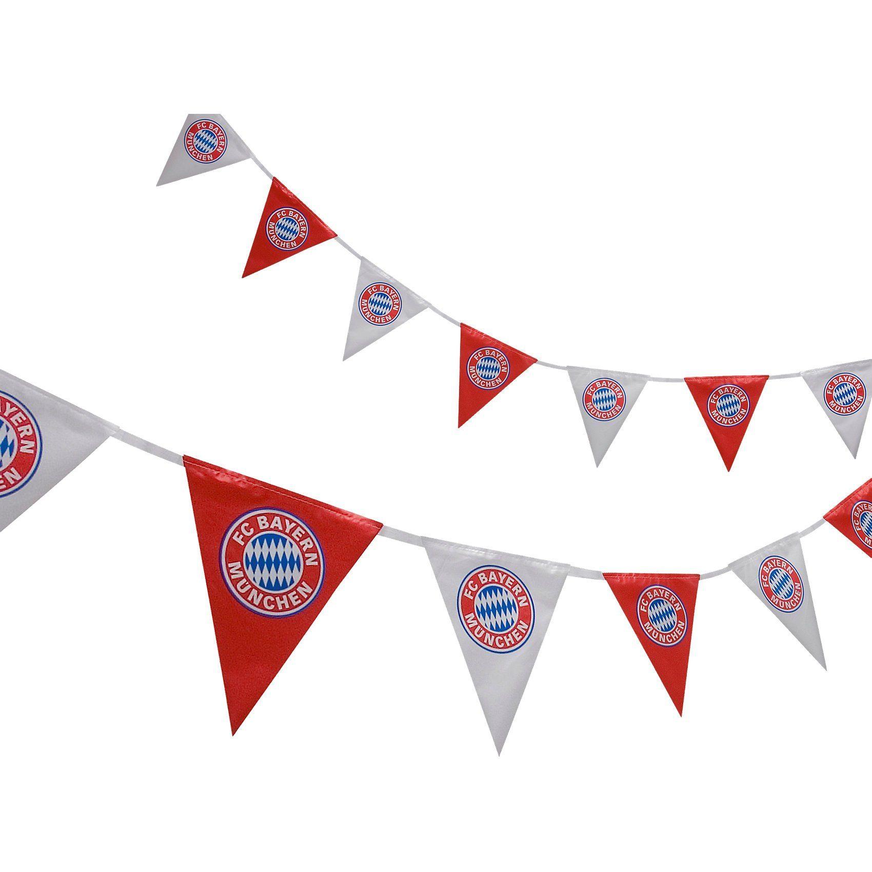 Wimpelkette FC Bayern München