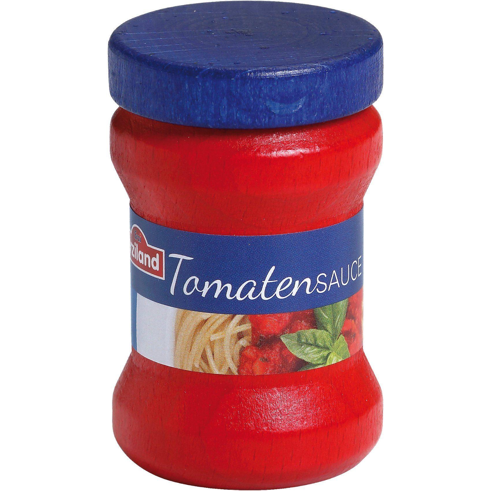 ERZI Spiellebensmittel Tomatensauce