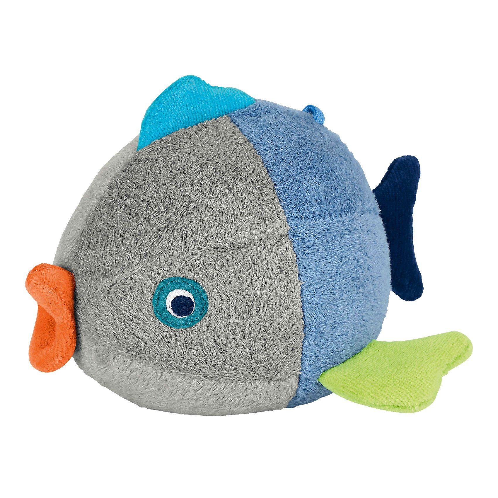 Sterntaler Funktions-Ball Fisch