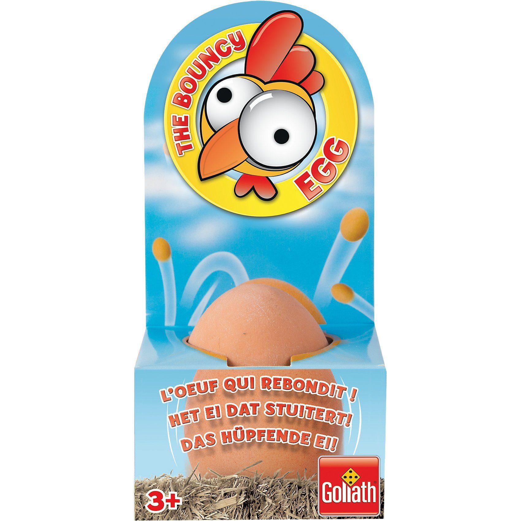 Goliath Bouncy Egg - Das hüpfende Ei