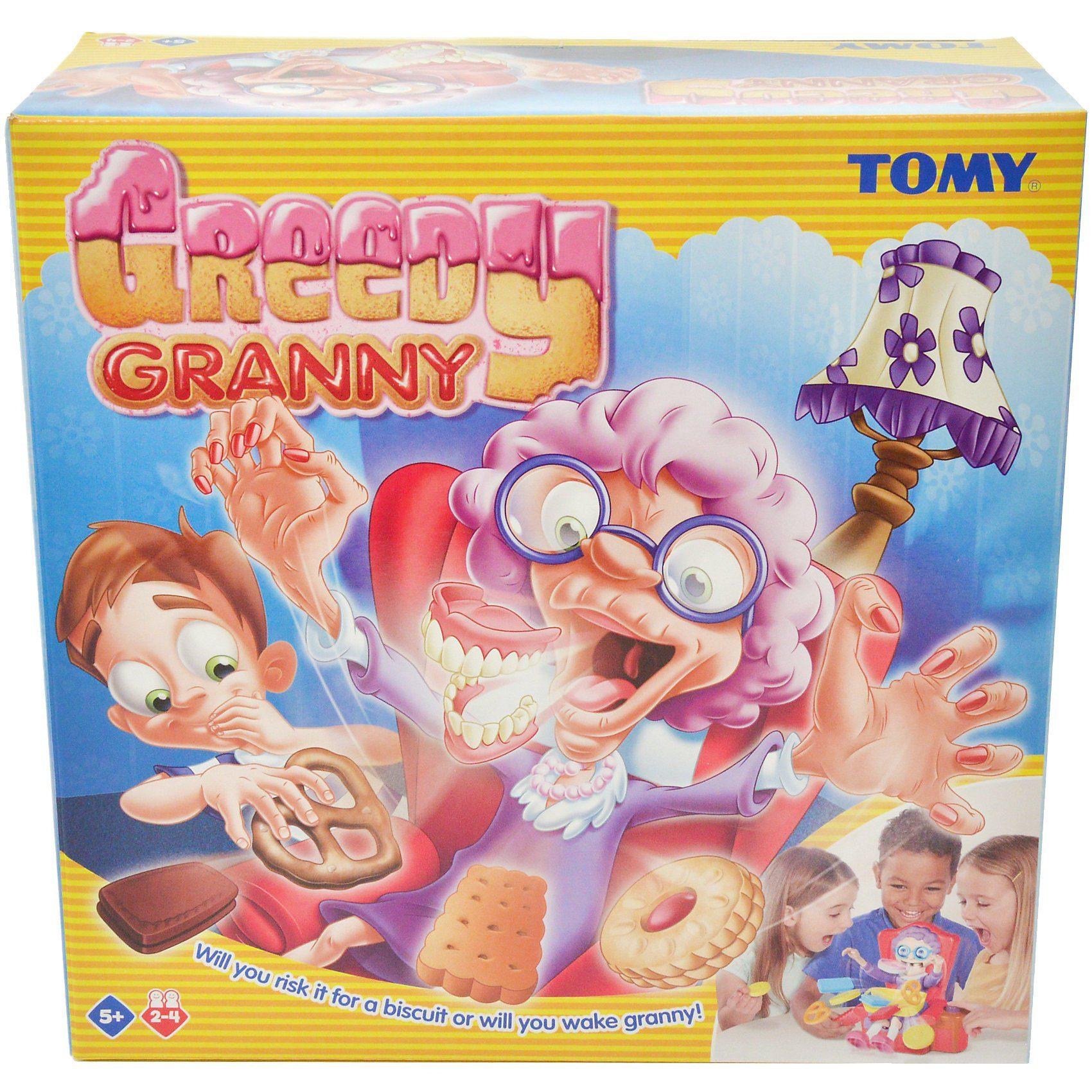 TOMY Keks Karacho (Greedy Granny)
