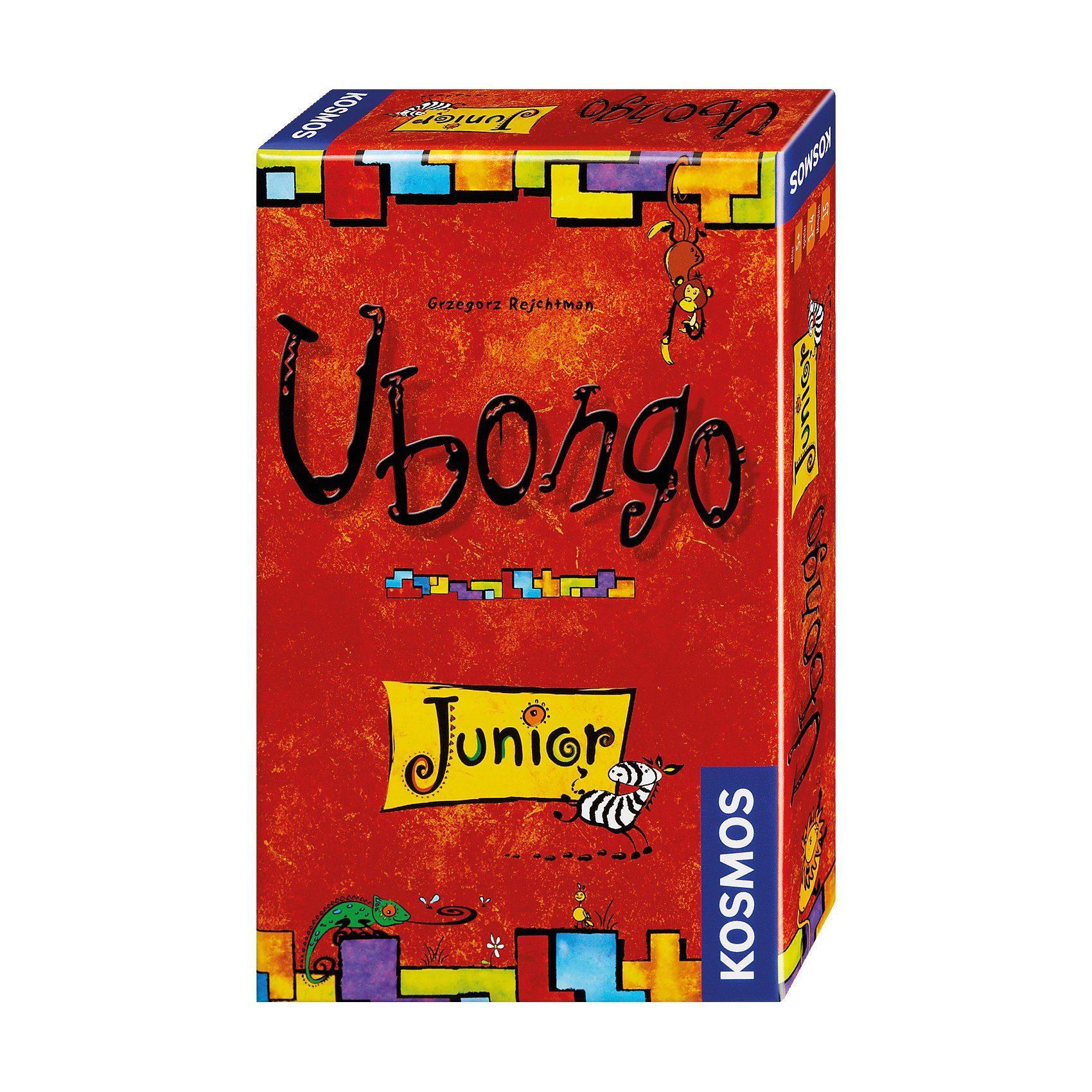 Kosmos Ubongo Junior (Mitbringspiel)