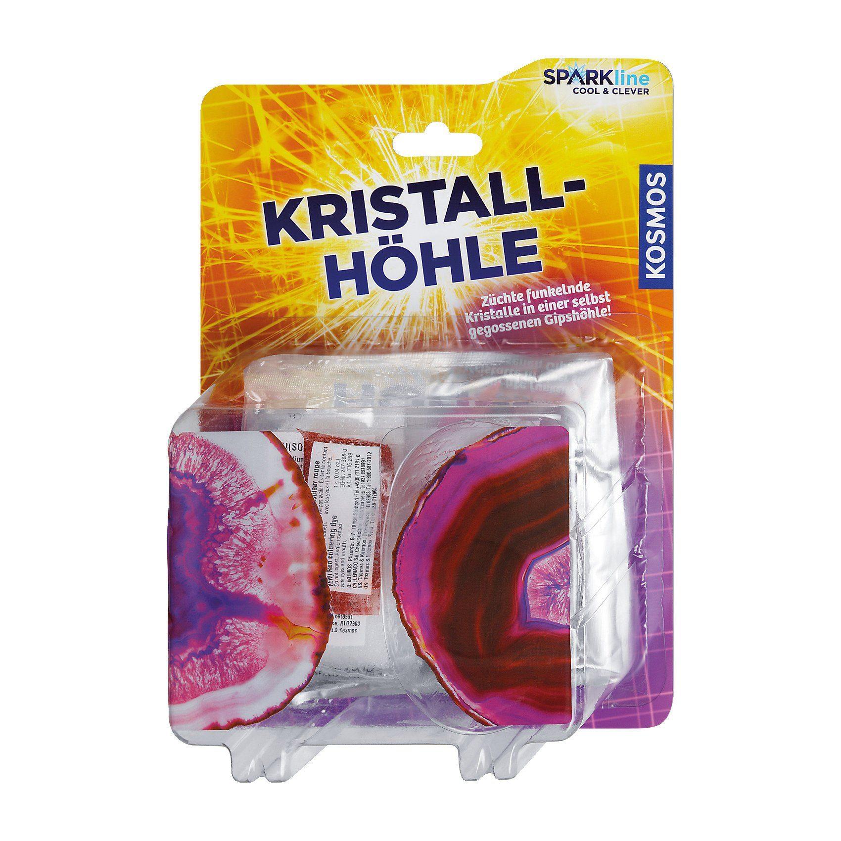 Kosmos SPARKline Kristallhöhle