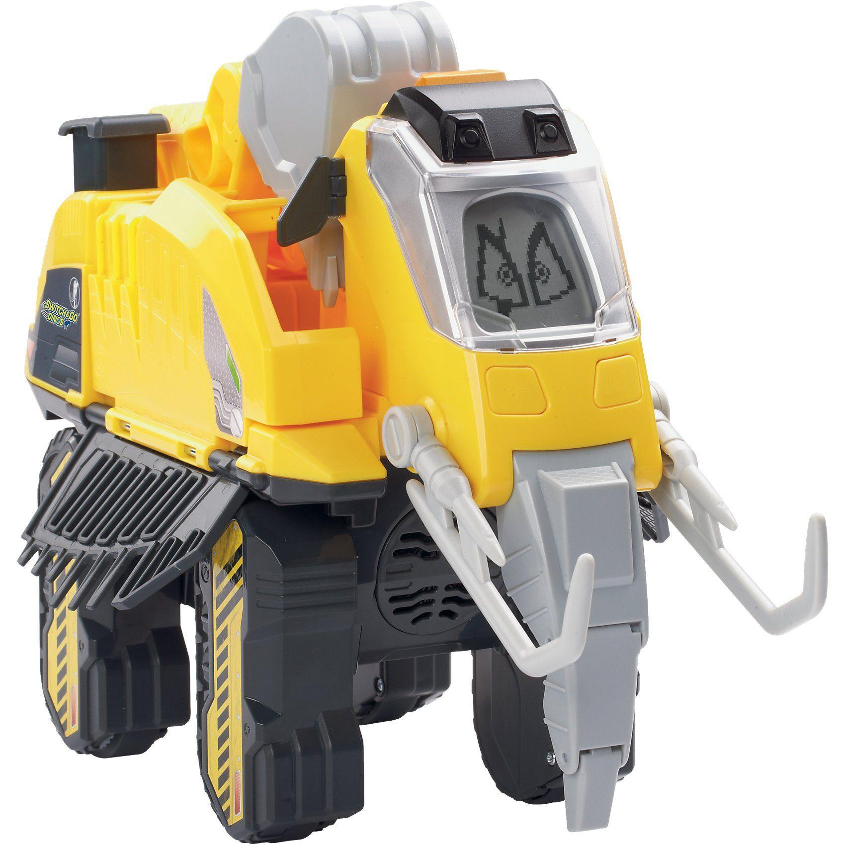 Vtech Switch & Go Dinos - Mammut (Bagger)