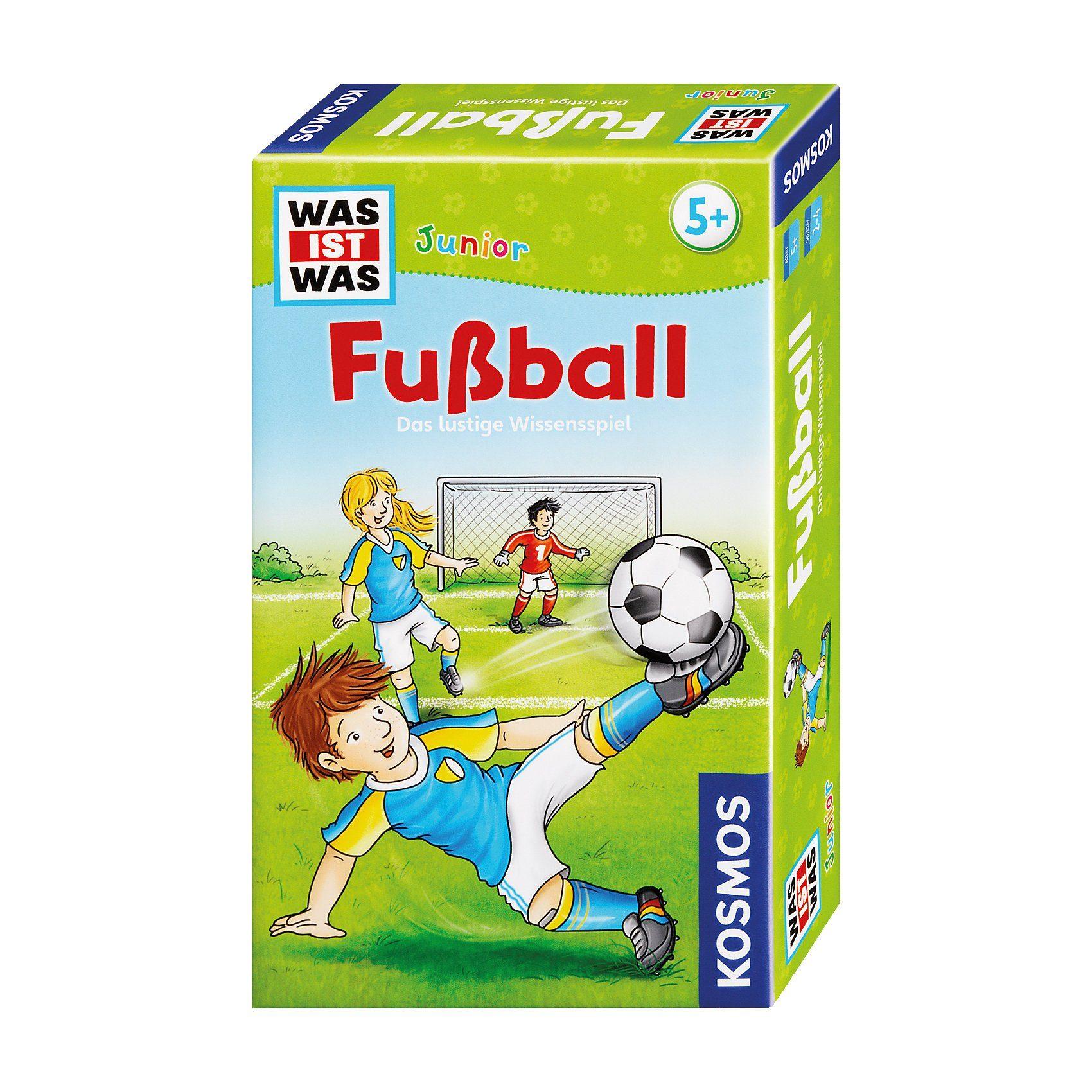Kosmos WAS IST WAS Junior - Fußball (Mitbringspiel)