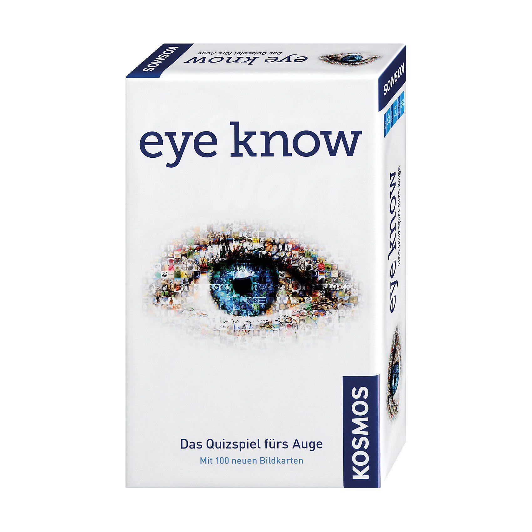 Kosmos Eye Know (Mitbringspiel)
