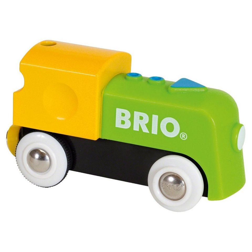 BRIO Meine erste Batterielok